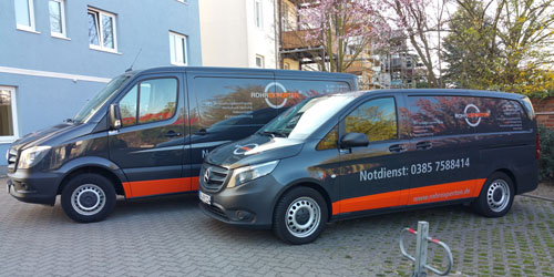 Werbetechnik- Car Wrapping